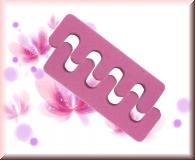 2 Stück Zehenspreizer - Rosa