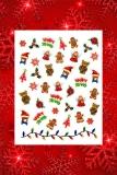 Sticker *Engel,Bär,Lebkuchenmännchen* #CH03
