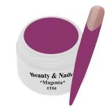 UV Farbgel *Magenta* #T04 - 4ml
