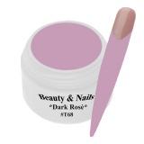 UV Farbgel *Dark Rosè* - 4ml - #T68