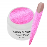 UV Farbgel *Crazy Pink* - 4ml - #T205