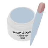 UV Farbgel *Hellblau* - 4ml - #T312
