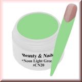 UV Farbgel *Neon Light Green* - 5ml - #CN20