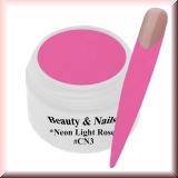 UV Farbgel *Neon Light Rose* - 5ml - #CN3