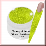 UV Farbgel *Grace Light Green* - 5ml - #PI6