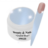 UV Farbgel *Crystal Blue* - 5ml - #PH125