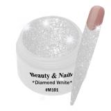 UV Farbgel *Diamond White* - 5ml - #M101