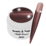 UV Farbgel *Magic Brown* - 5ml - #M107