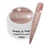 UV Farbgel *Cappuccino Glam* - 5ml - #PH618