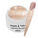 UV Farbgel *Glimmer Bronze* - 5ml - #PH276