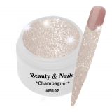 UV Farbgel *Champagner* - 5ml - #M102