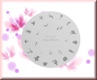 Airbrush Schablonen aus Mylar - STL317