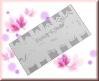Airbrush Schablonen aus Mylar - SD132