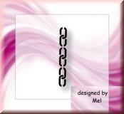 Airbrushschablone selbstklebend - #BO05