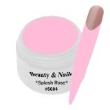 UV Farbgel *Splash Rose*- 5ml -#SG04