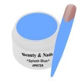 UV Farbgel *Splash Blue*- 5ml -#PH729