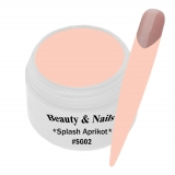 UV Farbgel *Splash Apricot*- 5ml -#SG02