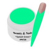 UV Farbgel *Splash Green*- 5ml -#PH728