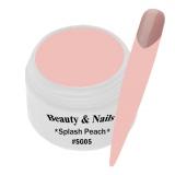 UV Farbgel *Splash Peach*- 5ml -#SG05