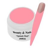 UV Farbgel *Splash Red*- 5ml -#PH725