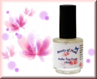 Top Coat - Versiegelung *Matt Look* - 15ml