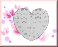 Airbrush Schablonen aus Mylar - STL321