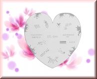 Airbrush Schablonen aus Mylar - STL344