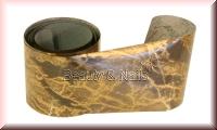 Nailart Folie Gold/Black Viper #51 - 1,0m