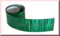 Nailart Folie Green Lightbeams #74 - 1,5m
