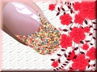 Farb-Acryl 5g - Multi Colour Sparkle #98