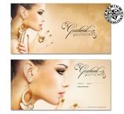 5 Geschenkgutscheine / Nagelstudio-Glamour