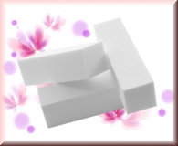 1 x Buffer *Weiß