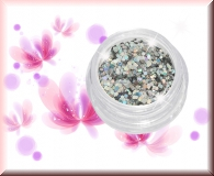 Multiglitter - Silver Silver #PG14