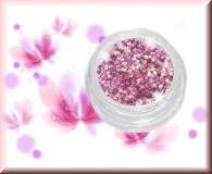 Glitterdots - Pfllaume Silver #PG5
