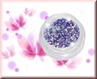 Multiglitter - Violett Silver #PG3