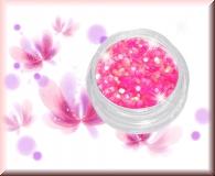 Glitterdots - Pink Roses #147 - 3gr.