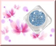 ~~Perlmutt Splitter Blau - NailART~~