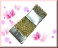 Reinigungsbürste für Fräseraufsätze, Bits