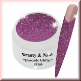 UV Glittergel *Brocade Glitter* - 5ml - #P109