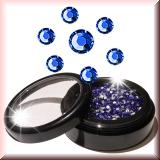 Strasssteinchen *Sapphire - ss5 - 1440 Stück #25