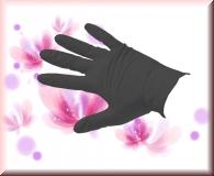 Nitril Handschuhe Black Pearl -Gr.L -100 Stück