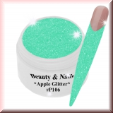 UV Glittergel *Apple Glitter* -5ml - #P106