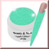 UV Glittergel *Apple Glitter* - 5ml - #P106