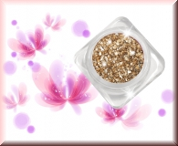 Perlmutt Shelly 3g - *Gold Dust* #140