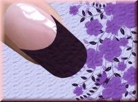 Farb Acrylpowder 5gr. - Pure Violett #17