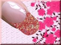 Farb-Acryl 5g - Ballett Glitter #73