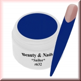 UV Farbgel *Sailor* - 5ml - #632