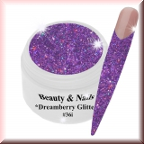 UV Farbgel *Dreamberry Glitter * - 5ml - #36i