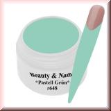 UV Farbgel *Pastell Grün * - 5ml - #648