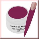 UV Farbgel *Mexican Pink* - 5ml - #669